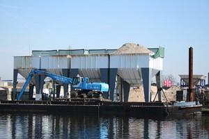 Zandhandel Alphen aan de Rijn